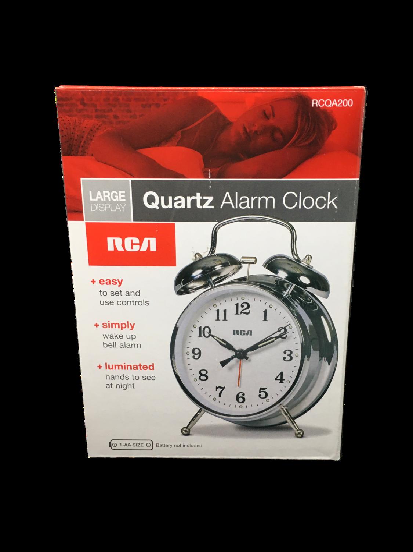 Reloj Despertador RCA