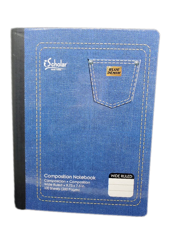 Libreta Composition Cocida Líneas
