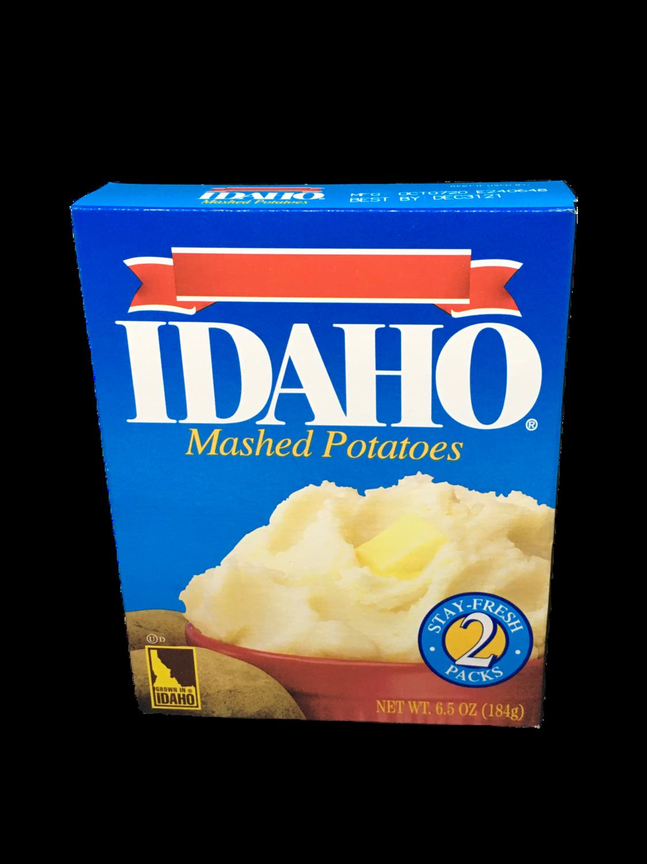 Papas Majadas Idaho