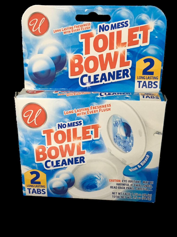 Toilet  Bowl Cleaner  Blue & Bleach