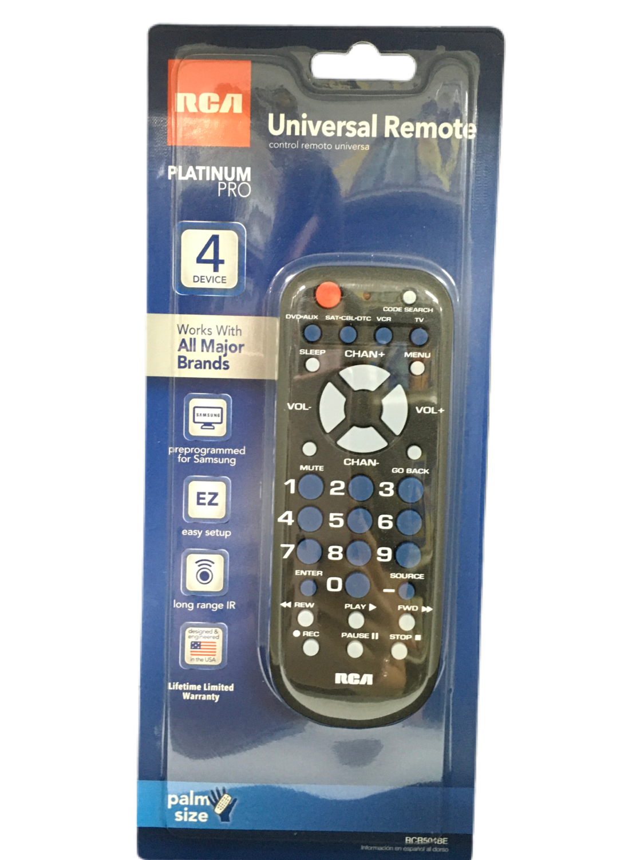 Control Universal para TV