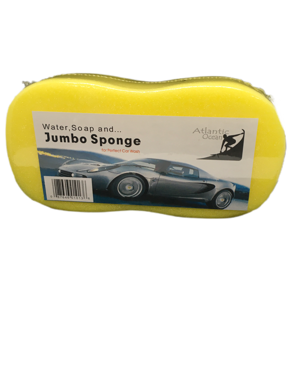 Esponja para auto