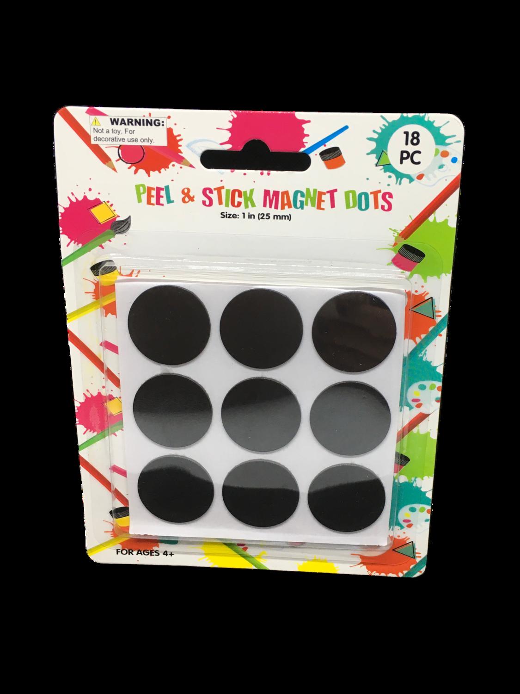 Magnetos 18 piezas