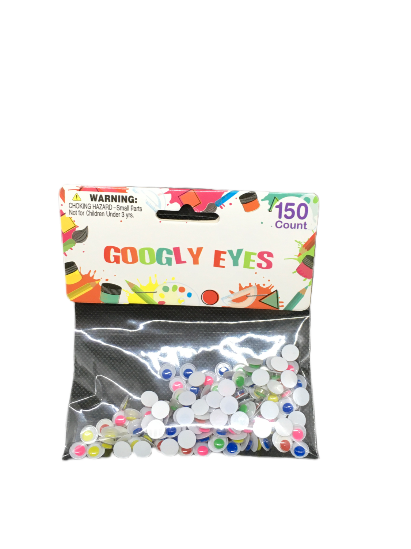 Googly Eyes 150 piezas