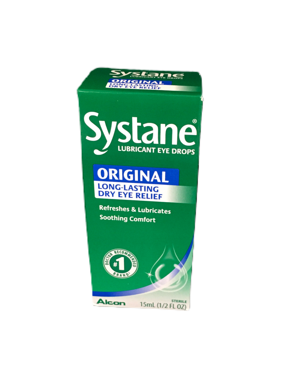 Systane  Lubricant Eye Drops Original