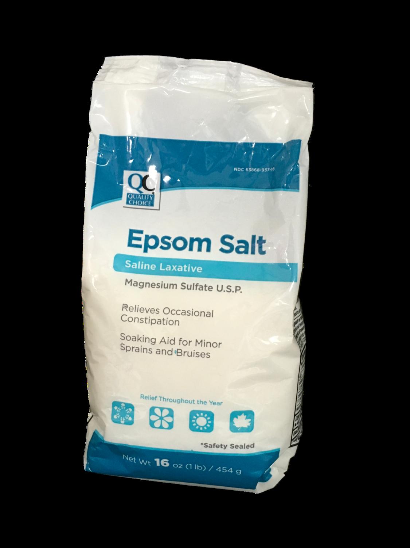 QC Epsom Salt