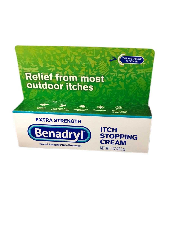 Benadryl Extra Strenght Cream