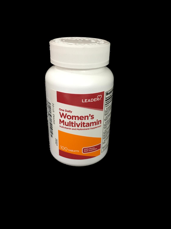 Leader Women's Multivitamin