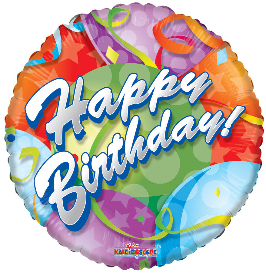 Globo Birthday Festive Balloons