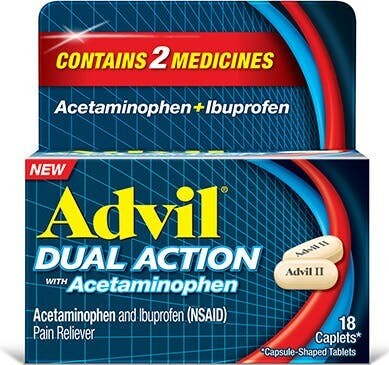Advil Dual Action
