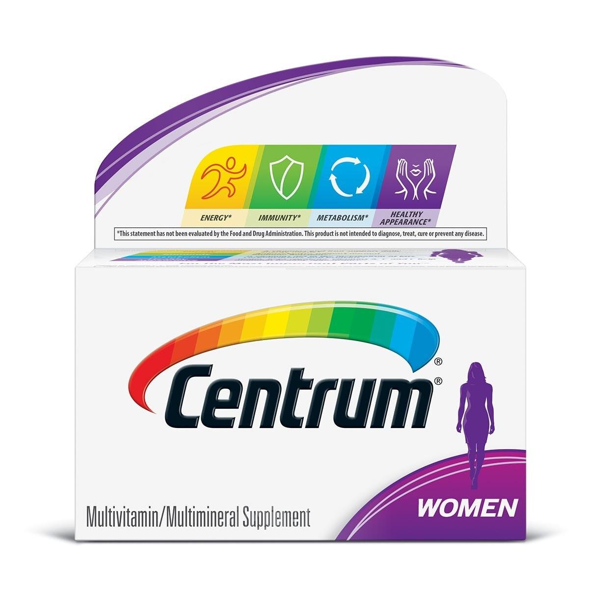 Centrum Women 65 tabletas