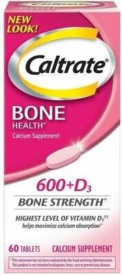 Caltrate +D3 Bone Strenght