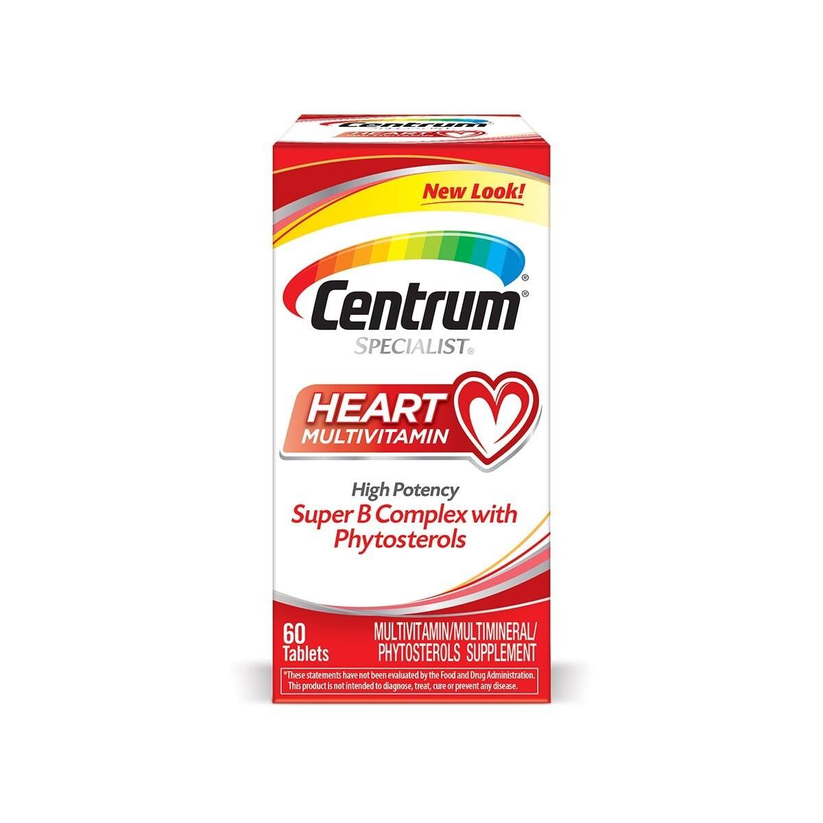 Centrum Heart Multivitamin