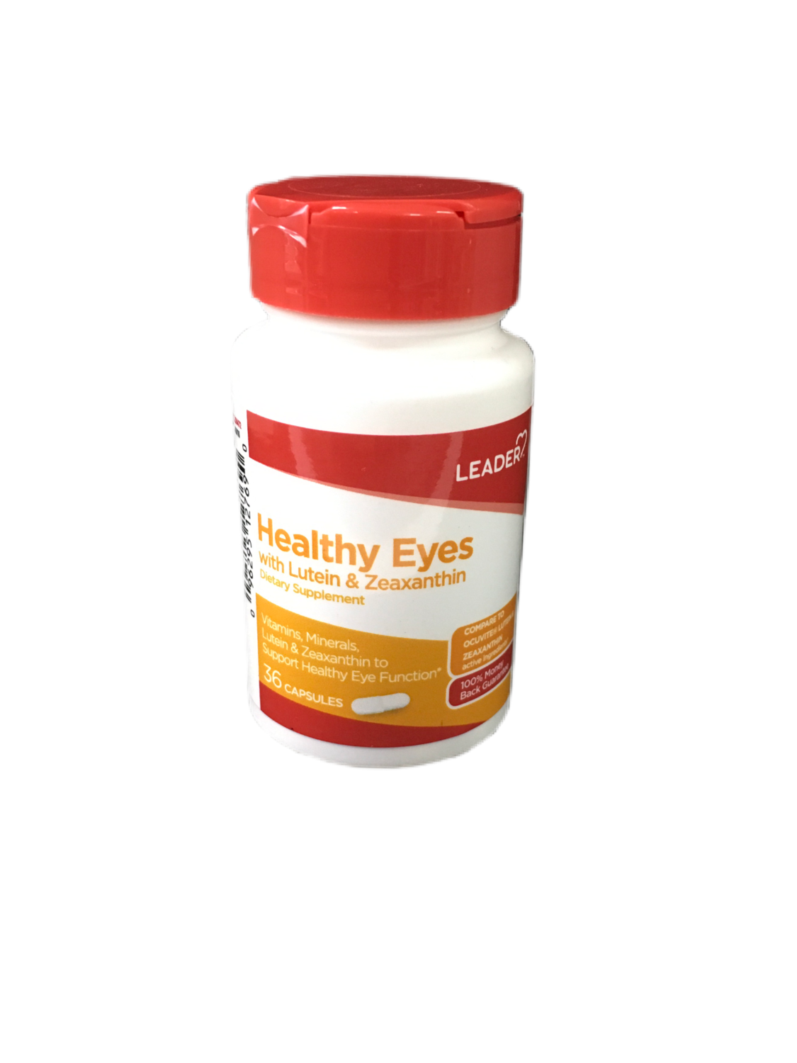 Healthy Eyes with Lutein & Zeaxanthin