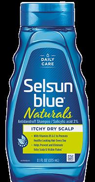 Selsun Blue Naturals