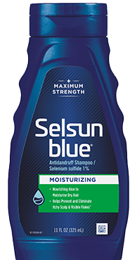Selsun blue with Aloe