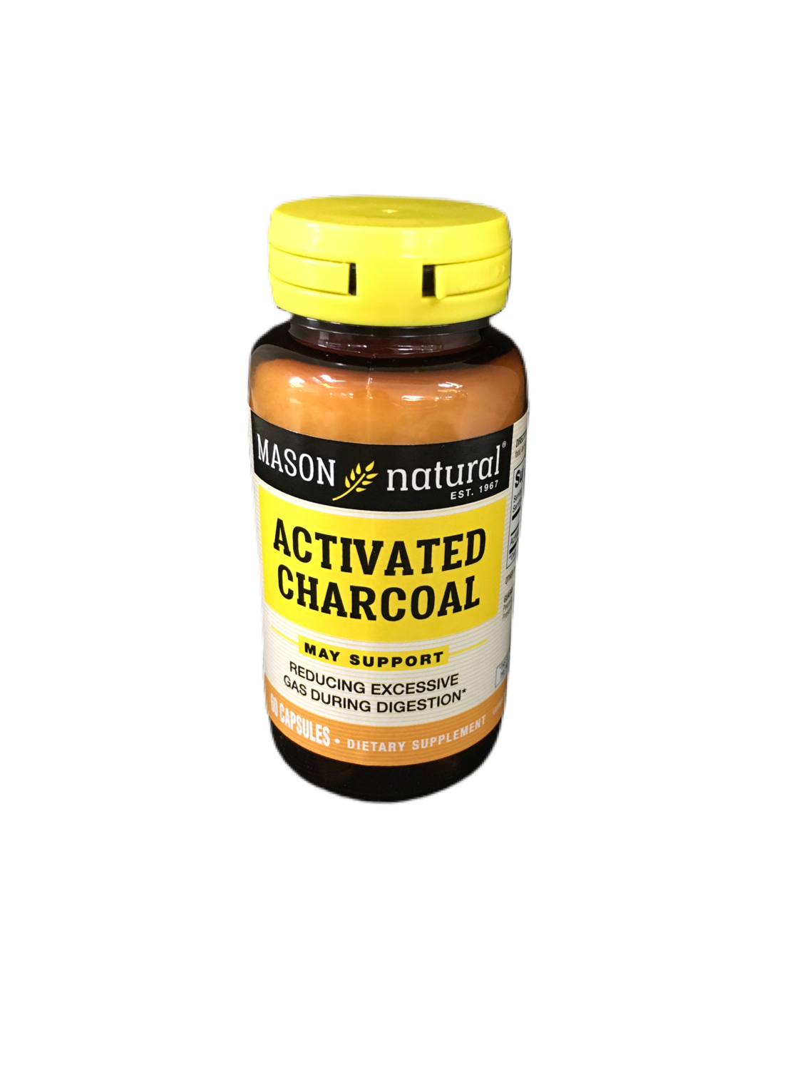 Suplemento Activated Charcoal