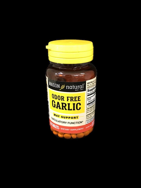 Suplemento Garlic Odor Free