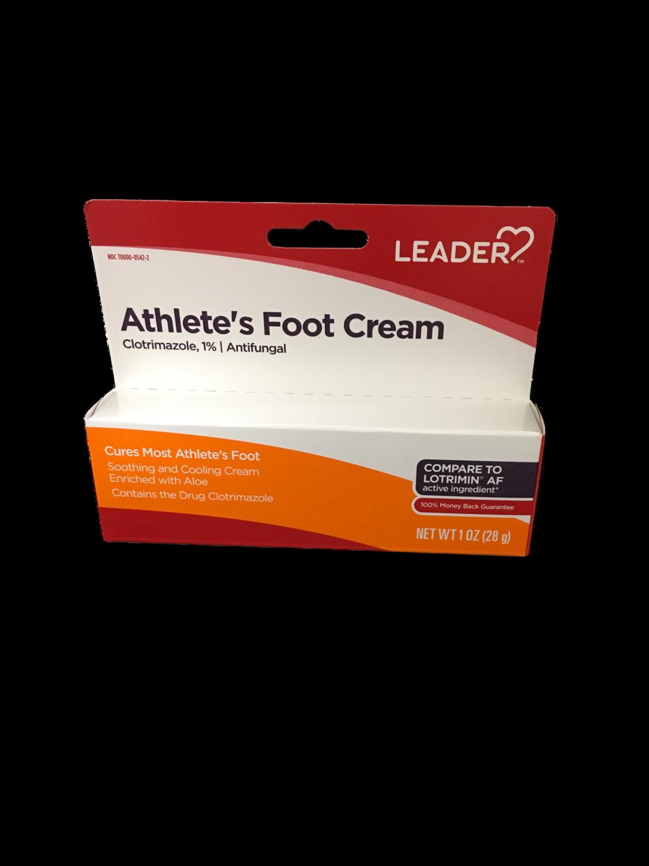 Crema Pie de Atleta- Leader