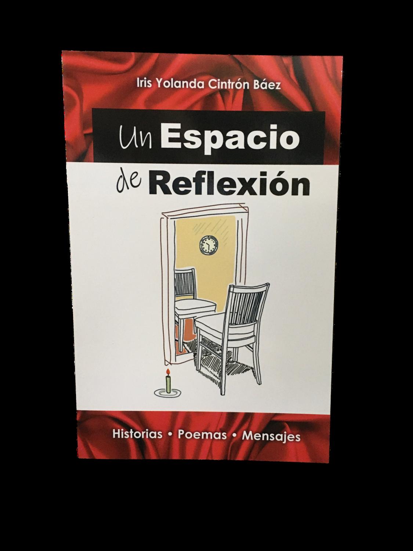 Libro Un Espacio de Reflexión