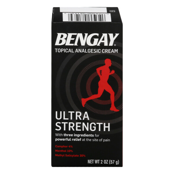 Bengay Topical Analgesic Cream