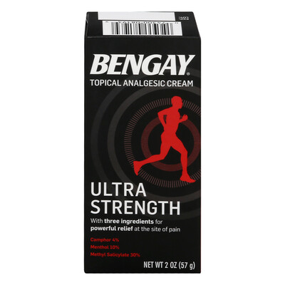 Bengay Topical Analgesic Cream