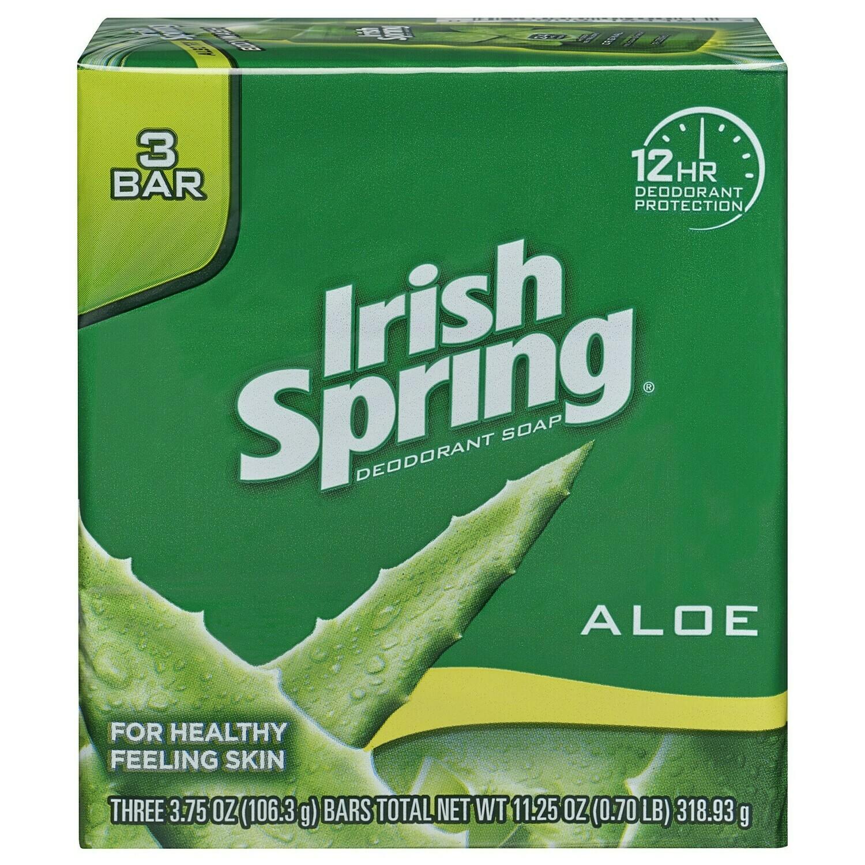 Jabón Irish Spring