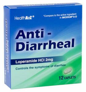 Anti Diarrheal 12 caplets