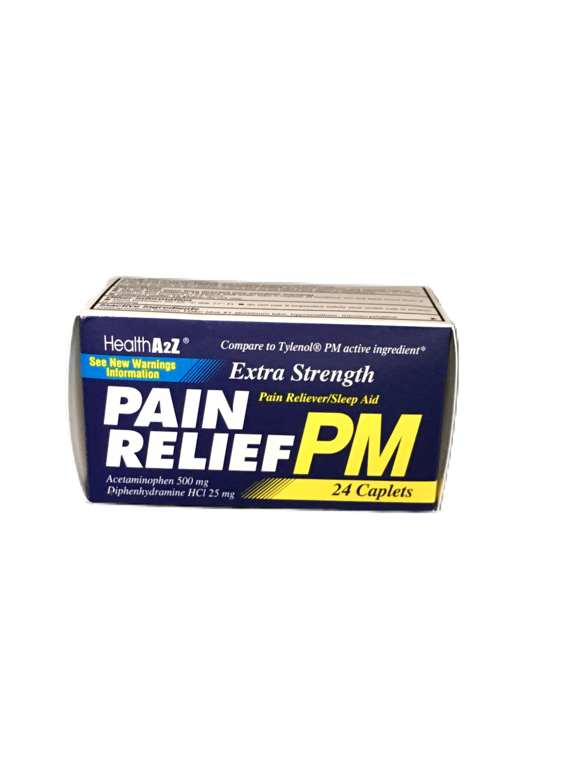 Pain Relief PM Extra Strength
