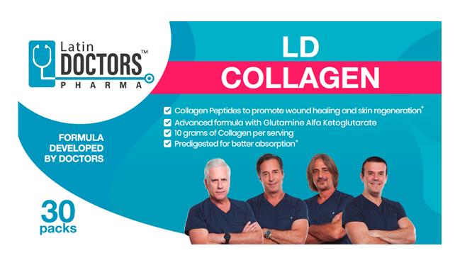 LATIN DOCTORS COLLAGEN