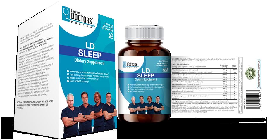LATIN DOCTORS SLEEP