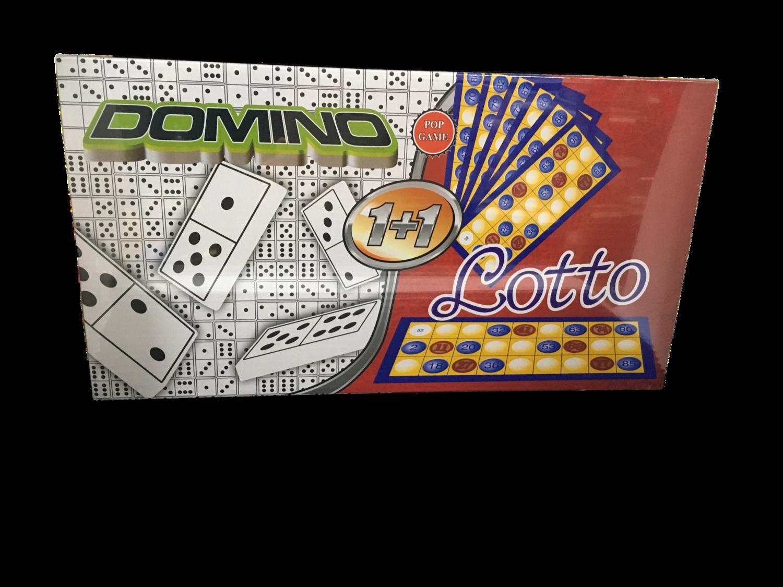 Juego Domino Lotto