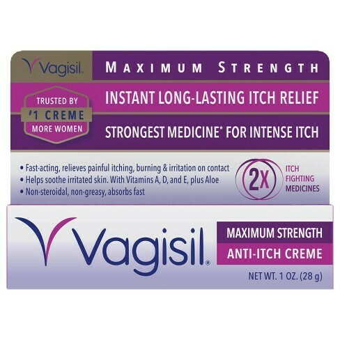 Vagisil Maximum Strength Cream