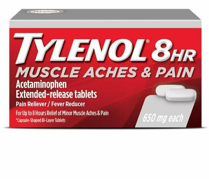 Tylenol Muscle Aches & Pain