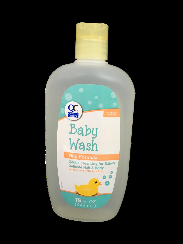 QC Baby Wash