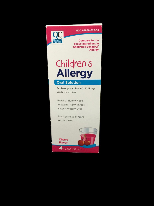 QC Allergy Relief