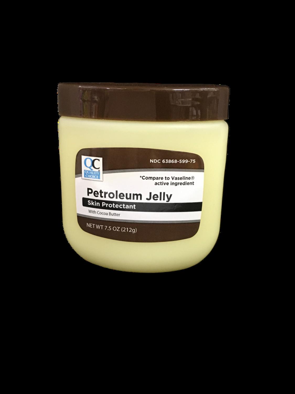 QC Petroleum Jelly con Cocoa