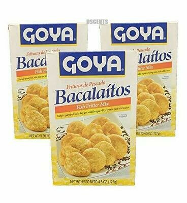BACALAITOS GOYA