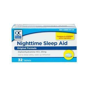 QC Nighttime Sleep Aid
