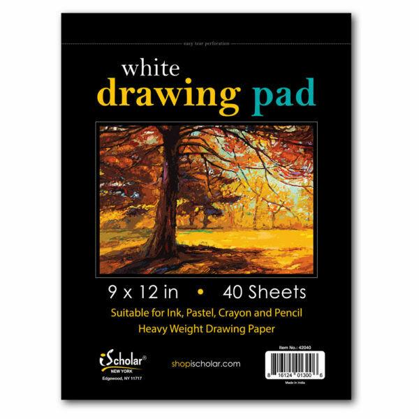 Drawing Pad-White