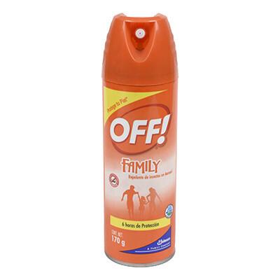 Repelente de mosquitos OFF!