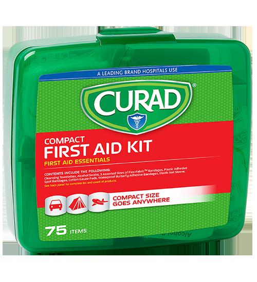 First Aid Kit CURAD