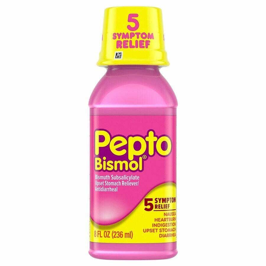 Pepto Bismol 8 onz