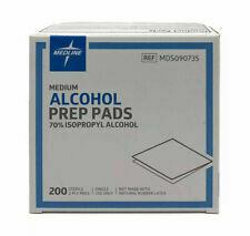 Alcohol Prep Pads Medline