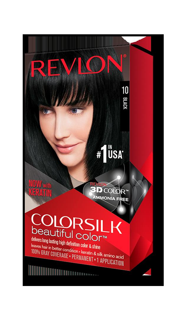 Tinte Revlon Black