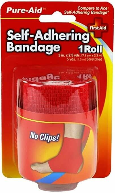 Self-Adhering Bandage Roll