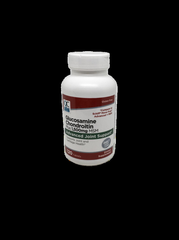 Glucosamine Chondroitin QC