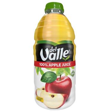 Jugo de Manzana del Valle