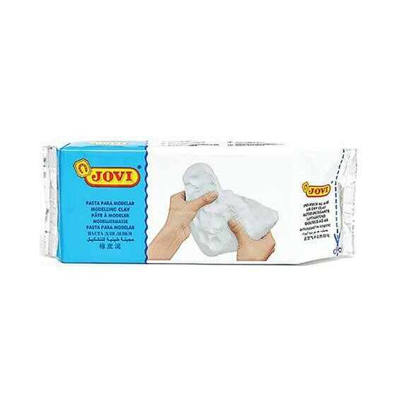 Modelling Clay Air Dry Blanco