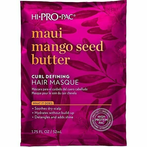 Hi Pro Pac Maui Mango Seed butter